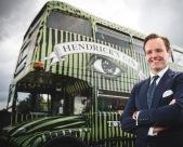Hendrick's Gin Campaign